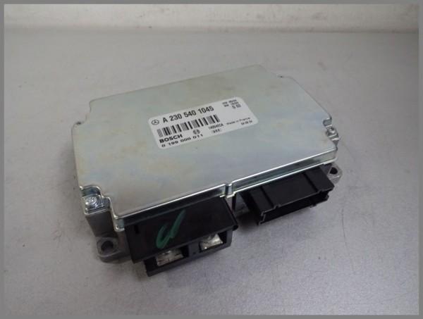 Mercedes Benz R230 SL-Klasse Steuergerät Batterie 2305401045 Bosch 0199000011
