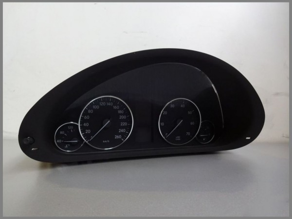 Mercedes Benz W203 speedometer instrument cluster 2035407147 Siemens VDO 110.080.266 / 007