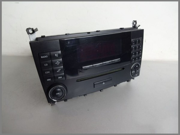 Mercedes Benz MB W203 CD Radio Autoradio MF2530 BJ.2005 CD-Radio 2038273842