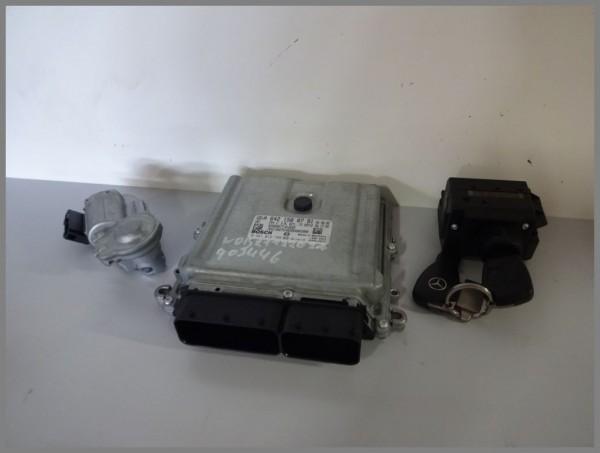 Mercedes Benz MB W211 Motorsteuergerät 6421500791 Original Bosch 0281012789