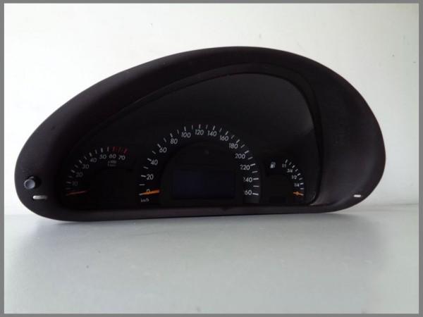 Mercedes Benz MB W203 speedometer instrument cluster 2035402647 VDO 110.080.231 / 001