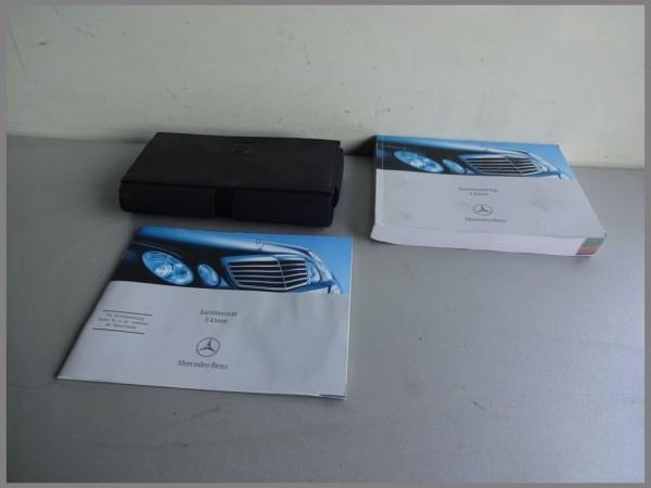 Mercedes W211 Bedienungsanleitung Betriebsanleitung 2115845997 Ausgabe 2006