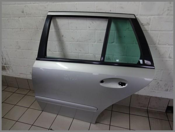Mercedes Benz W211 E-Class Rear Right Door Kombi 744 Silver 2117300405 T201