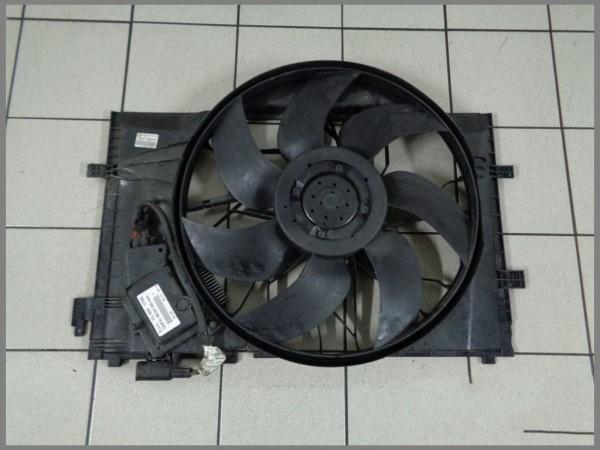 Mercedes Benz W203 fan motor electric fan cowl 2035000193 TEMIC 400W
