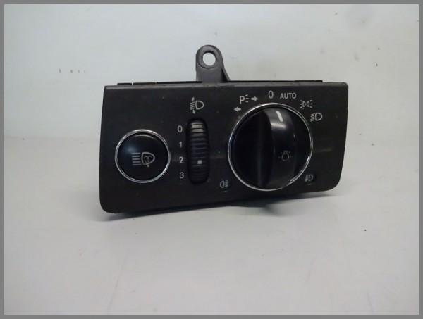 Mercedes Benz W211 Lichtschalter Schalter Licht 2115450504 7241 Schwarz Original