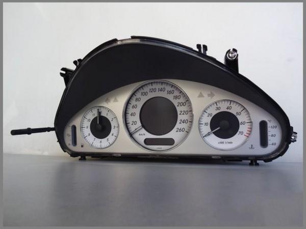 Mercedes W211 Tacho Kombiinstrument 2115407147 110.080.284/030 AVANTGARDE
