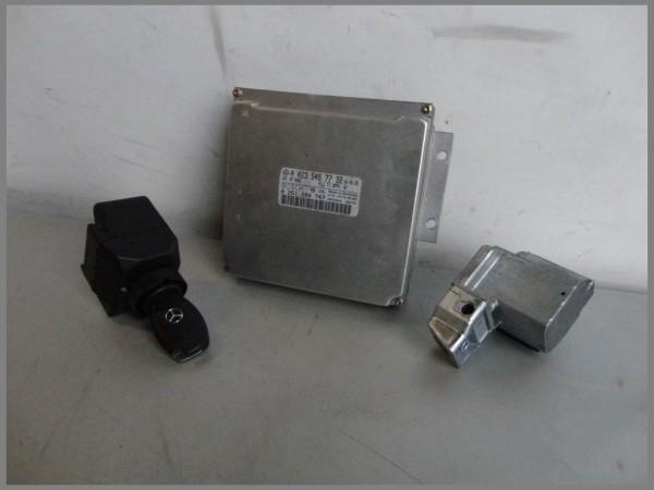 Mercedes Benz W202 Kompressor Motorsteuergerät Steuergerät 0235457732 0261204747