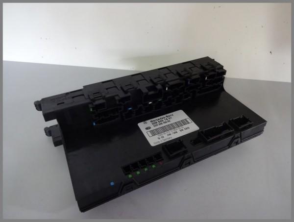 Mercedes Benz W209 SAM control unit 2095451601 5DK 008486-05 HELLA original