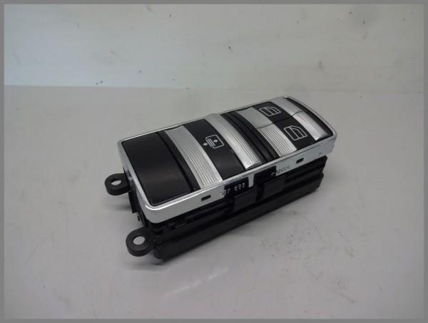 Mercedes Benz W221 Fensterheberschalter Schalter Hinten LINKS 2218214651 Orig.