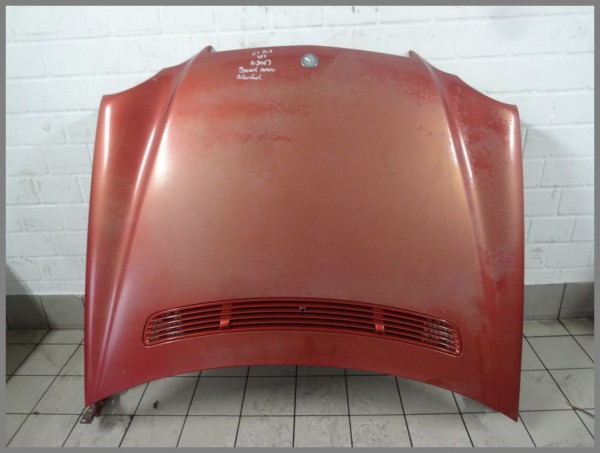 Mercedes Benz W203 CL203 Sportcoupe Bonnet Hood 487 Aventurinorange Red K2093