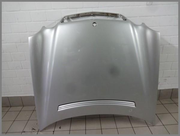 Mercedes Benz MB W208 CLK-Klasse Motorhaube Haube 744 Silber 2088800257 K10430