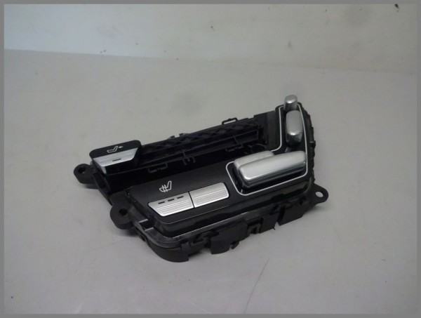 Mercedes Benz MB W221 S-Class seat adjustment switch rear right 2218708551