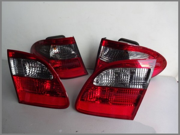 Mercedes Benz MB W211 T-Modell Taillights SET RED White to BJ.2007 Taillight