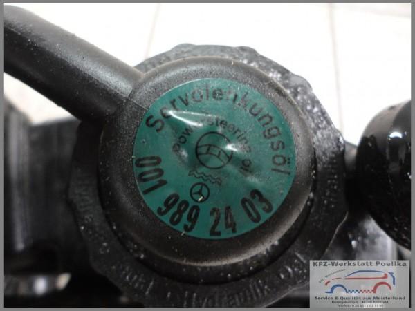 Mercedes Benz W215 CL55 AMG V8 Kompressor Servoölbehälter Öl Behälter 0019892403
