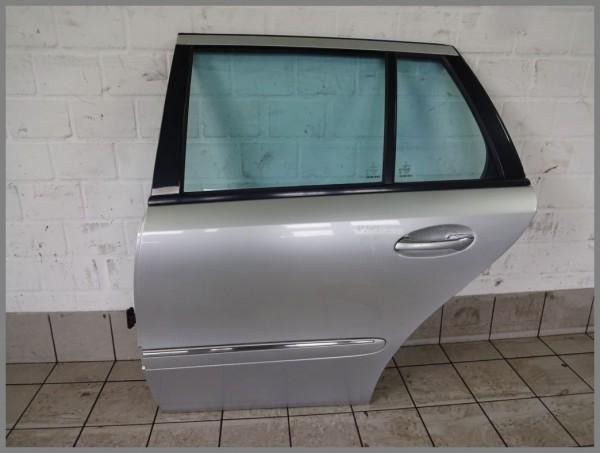 Mercedes Benz MB W211 Tür Hinten Links 775 Iridiumsilber 2117300305 K105 Kombi