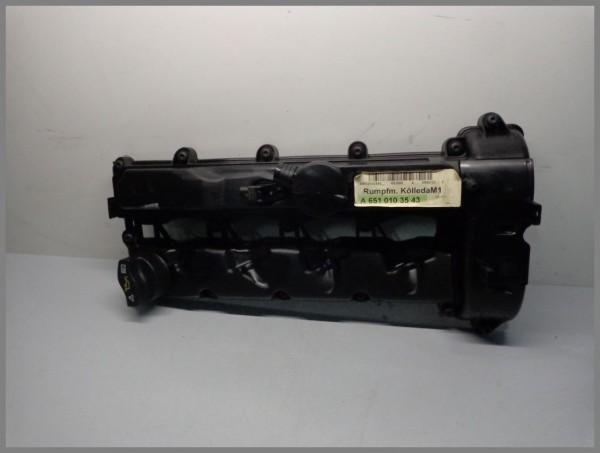 Mercedes Benz MB W204 W212 Sprinter Ventildeckel Haube Deckel Ventil 6510100230