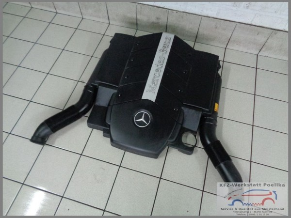 Mercedes Benz W215 V8 S500 CL500 engine cover 1130100367 1120940004