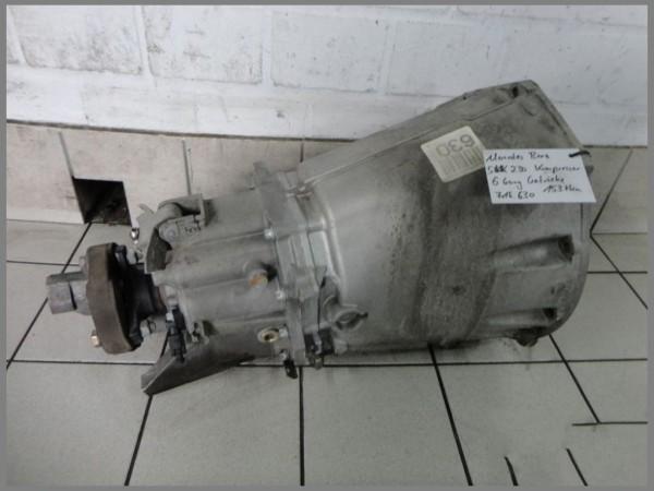 Mercedes Benz W211 W203 Schaltgetriebe 716630 153tkm 6 Gang Getriebe 2032600701