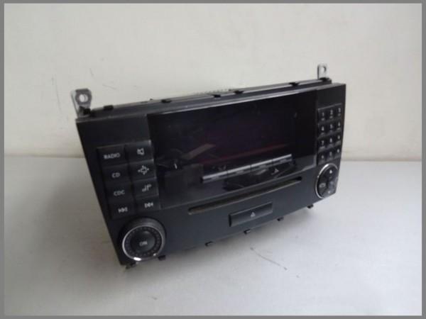 Mercedes Benz W203 CD Radio Autoradio MF2730 BJ.2005 CD-Radio 2038704589