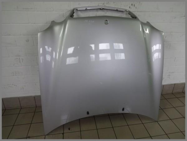 Mercedes Benz W208 CLK-Klasse Motorhaube Haube 744 Silber 2088800257 K49