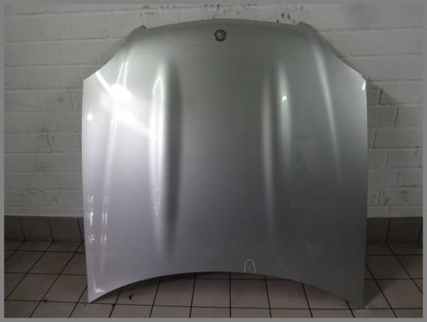 Mercedes Benz R170 SLK-Class Bonnet Hood 744 Silver Original K802