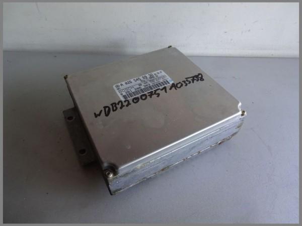 Mercedes Benz W220 S500 engine control unit 0265456932 Bosch 0261206303