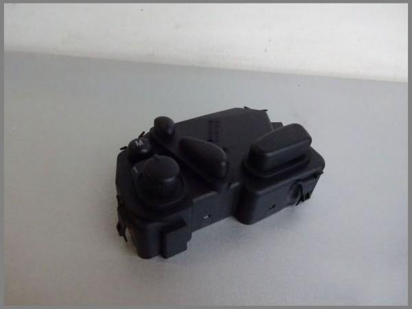 Mercedes MB W203 Switch Block Seat Adjustment 2038214158 Memory Links Original