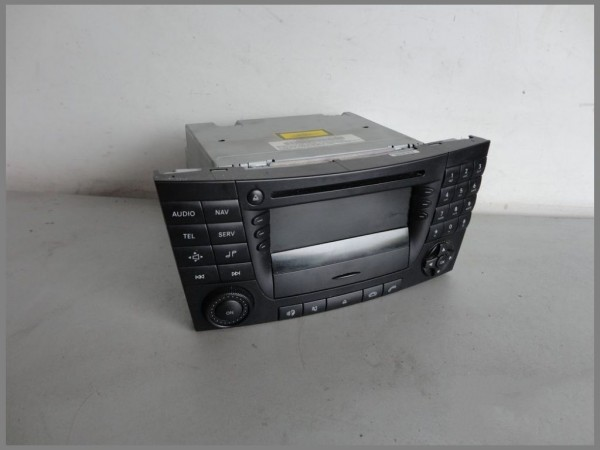 Mercedes Benz MB W211 E-Class Radio BE6000 2118273742 CD Player Navi APS50