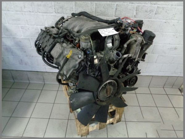 Mercedes Benz W210 430 4matic V8 engine block M113940 113940 172tkm complete