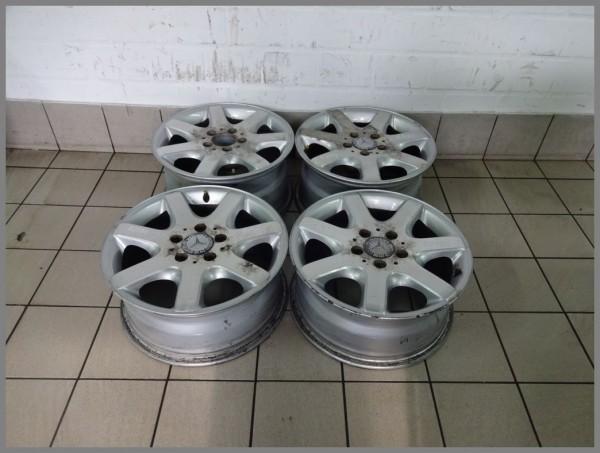 Mercedes R170 Alufelgen Felgen 7x16 ET37 & 8x16 ET30 1704010302 1704010202 B2180