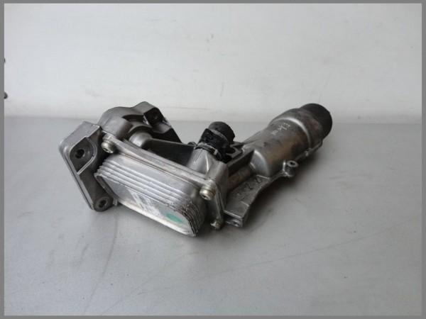 Mercedes Benz MB W211 Oil Cooler Radiator Oil Filter Housing 2711880001  W203 2711800610