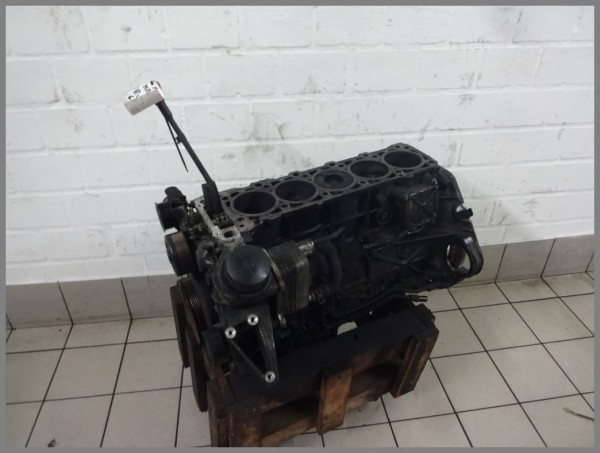 Mercedes Benz W210 270CDI diesel hull engine block OM612 612961 188tkm