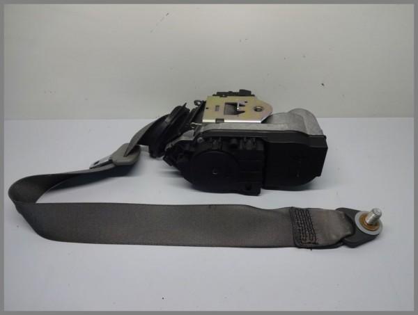 Mercedes W221 seat belt right front belt 2218603285 7G52 gray original