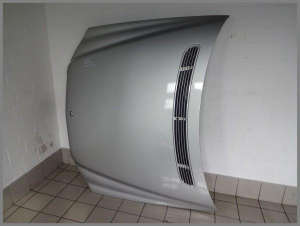 Mercedes Benz W220 Bonnet Hood 744 SILVER 2208800157 Original K53