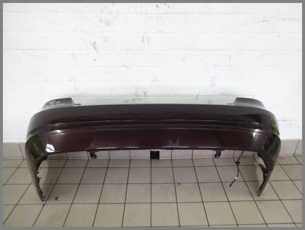 Mercedes W212 Limousine Stoßstange HINTEN 497 Cupritbraun 2128852925 S96 Orig.