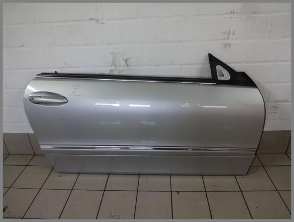 Mercedes W209 A208 CLK door right 775 iridium silver K10003 original 2097200205