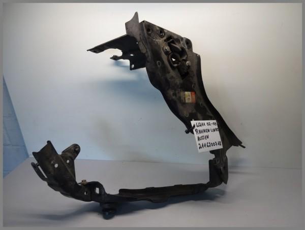 Mercedes W211 Scheinwerferhalter Träger Rahmen Vorne Links 2116200718 Original