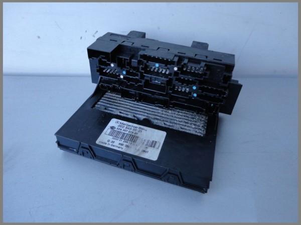 Mercedes Benz W203 control unit SAM 0025459301 Fuse box 5DK-007973-20