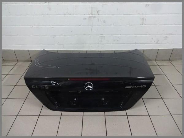 Mercedes Benz W215 CL-Klasse Heckklappe Heckdeckel 197 Schwarz 2157500175 K35