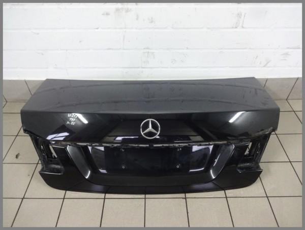 Mercedes Benz W212 Heckklappe 197 Schwarz Limousine 2127500275 Original K55