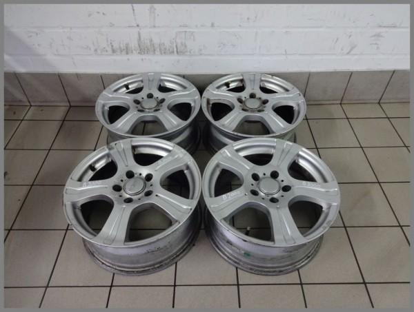 MAGMA Alloy Wheels Rims 7x16 ET35 KBA46675 5x112 Mercedes Benz B2000