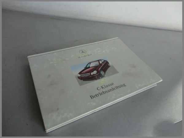 Mercedes Benz W203 C-Class Manual Boardbook Manual Book 2035843182