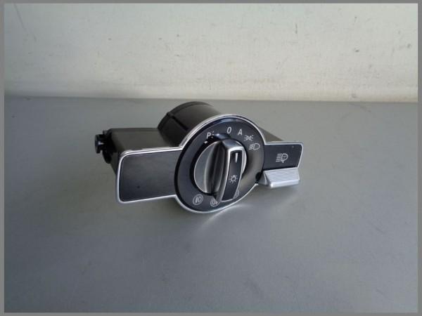 Mercedes Benz W216 Light Switch 2215452004 Black Original