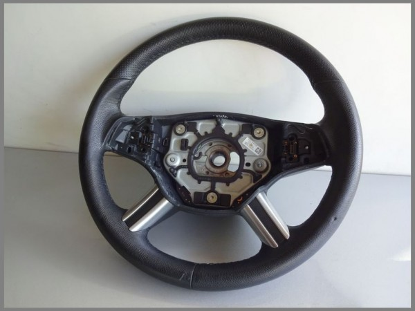Mercedes Benz W164 W245 Airbag steering wheel leather 1644604303 9E37