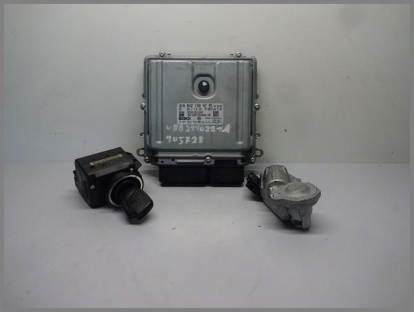 Mercedes Benz MB W211 Motorsteuergerät 6421500291 Original Bosch 0281012784