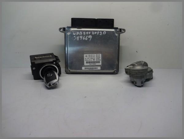 Mercedes Benz W211 CDI engine control unit control unit 6461501734 DELPHI 0044461540