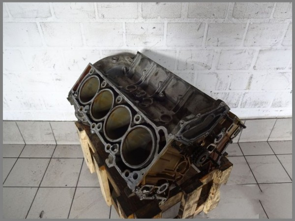 Mercedes Benz W220 V8 Dekomotor Motor Deko M113 Rumpfmotor Motorblock Original