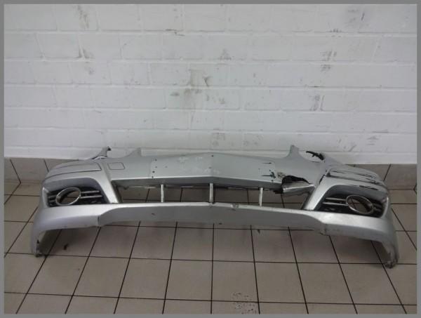 Mercedes Benz MB W211 MOPF bumper FRONT 775 iridium silver 2118801540 So.10