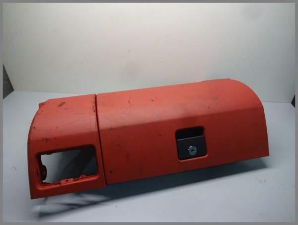 Mercedes Benz R170 SLK glove box compartment 1706890173 1706892487 storage compartment RED