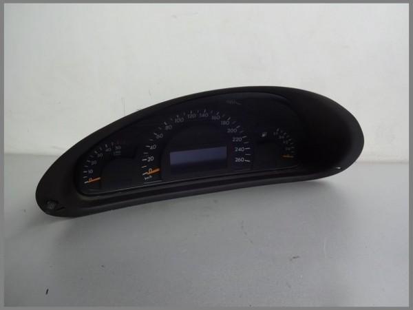 Mercedes Benz W203 Tacho Instrument cluster 2035403411 VDO 110.008.896 / 043 CDI